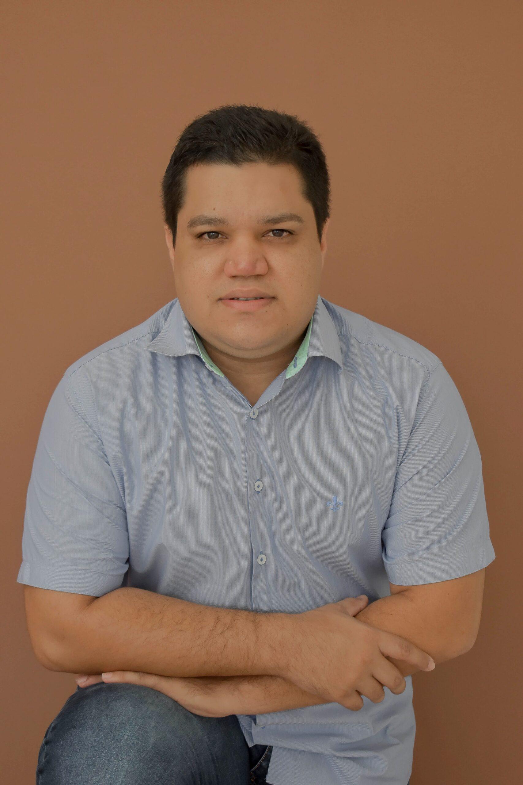 Foto Perfil Hellisson Fernandes Batista